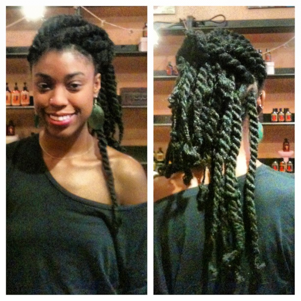 Havana Twists http://theboogiedownbeauty.com/2012/11/28/winter-protective-style-havana-twists/